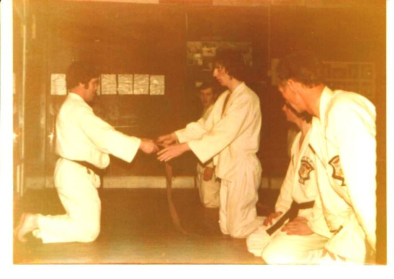 kenpo karate black belt thesis Martial arts history when ed parker's kenpo karate but the ikka also required a written thesis for black belt.
