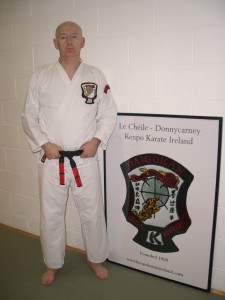 Grand master Kieran Devlin